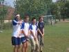 Das erste Training des FC Planlos '05